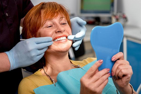 Dentures Anchorage